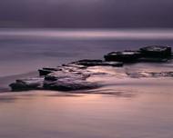 Turimetta Spotlight by Jeff Grant Seascape Print