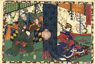 Chapter 2 Kunisada I by Murata Heiemon Art