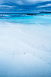 Blue Horizons by Andrew Wilson Seascape Print