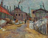 Vincent van Gogh - The Factory