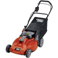 Cordless 36-Volt Black & Decker 19-Inch Electric Lawn Mower & Battery BD1936LMRB