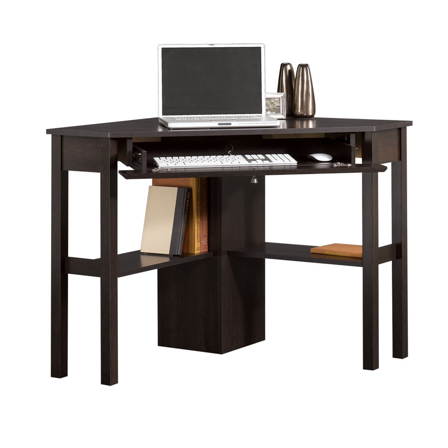 Quality Home Office Desks: Space Saving Corner Computer Desk Great For Home Office