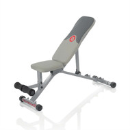 Adjustable 5-Position Fitness Exercise Weight Bench - Made in USA U5PWB15981