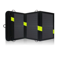 20 Watt Folding Solar Panel Portable Batter Charger For iPhone Tablets and Smartphones XHES65181451
