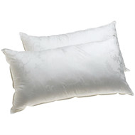 Set of 2 - King size Hypoallergenic Pillows with Gel Fiber Fill DSP359815
