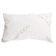 Queen size Hypoallergenic Shredded Memory Foam Pillow - Made in USA QSMFP4981216