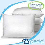 Set of 4 - Standard size Machine Washable Pillows - Made in USA S4P4498123