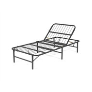 Twin XL Manually Adjustable Bed Frame - Head Adjust Only PMAHOB19857851