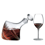 Beveled Orbital Decanter Gift Set (5 Pieces) DW3505-0755