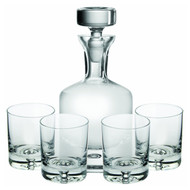 Crystal Taylor Double Old Fashioned Decanter Gift Set W750
