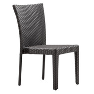 Arica Chair Espresso (Set Of 2) -701360-1