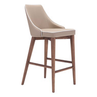 Moor Counter Chair Beige -100279-1