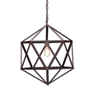 Amethyst Ceiling Lamp Small -98241-1