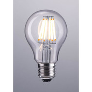 E26 Bulb, A19, 6W, LED, 100X60mm, Clear -P50023