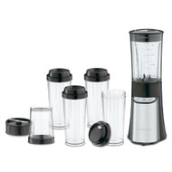 15-Piece Compact Portable Personal Blender Food Chopper in Black C15BP49453
