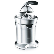 Breville Die-Cast Stainless Steel Motorized Citrus Press Juicer BSSCP1999