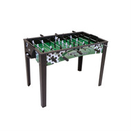 48-inch Foosball Table with 2 Soccer Balls Included SQFT4811198