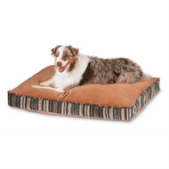 Antimicrobial Pet Bed with Zippered Removable Cover - Fits Medium size Dog PMB44981