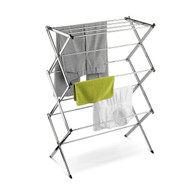 Commercial Clothes Drying Rack Laundry Dryer in Chrome HCDCCDRC3047