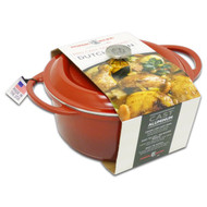 5 Qt Dutch Oven, w/Cover, Red 20214Y