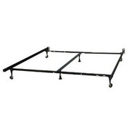 Heavy Duty Bed Frame - Fits Sizes Queen, King & CAL King HDAQKCK69