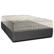 Queen size Charcoal Microfiber Upholstered Platform Bed with 4 Storage Drawers QSCMB581981