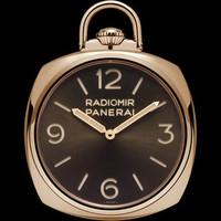 Panerai Pocket Watch 3 Days Oro Rosso