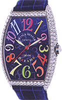 Franck Muller Cintree Curvex Color Dreams 5850 SC D