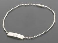 Gucci Choker Boule Necklace White Gold