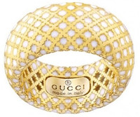 Gucci Diamantissima Light Ring Size 55