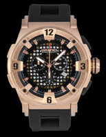 Orefici Regata Evolution Chronograph SS Watch ORM14C4807