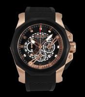 Orefici Gladiatore Chronograph SS Watch ORM2C4808