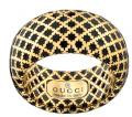 Gucci Diamantissima Anello oro Gold Ring Size 7 (YBC284722002)