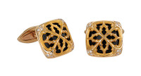 Magerit Vitral Collection Cufflinks GE1433.18X