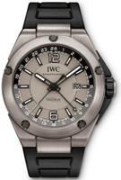 IWC Ingenieur Dual Time Titanium Watch IW326403