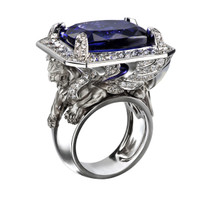 Magerit Lion Wings Collection Ring SO1679.3