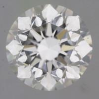 1.0 Carat E/VVS2 GIA Certified Round Diamond