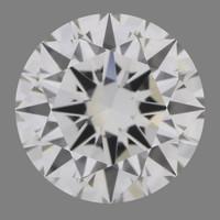 1.5 Carat G/IF GIA Certified Round Diamond