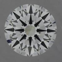 1.51 Carat D/VS1 GIA Certified Round Diamond