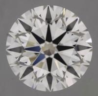 1.01 Carat F/VVS1 GIA Certified Round Diamond