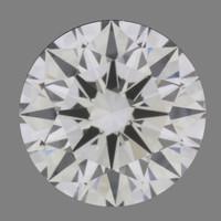 1.83 Carat E/IF GIA Certified Round Diamond