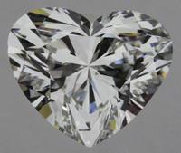 1.21 Carat D/IF GIA Certified Heart Diamond