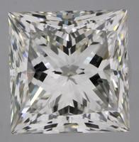1.71 Carat G/VS2 GIA Certified Princess Diamond