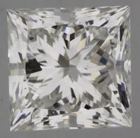1.01 Carat G/VVS2 GIA Certified Princess Diamond