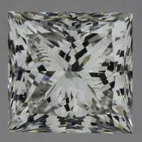 2 Carat G/VVS1 GIA Certified Princess Diamond
