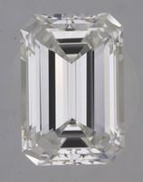 1.5 Carat G/VVS2 GIA Certified Emerald Diamond