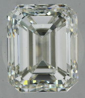 4.03 Carat I/VS1 GIA Certified Emerald Diamond