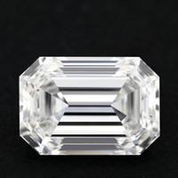 3.04 Carat D/VVS1 Emerald Cut Diamond (GIA Certified)