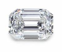 2.22 Carat G/VS1 Emerald Cut Diamond