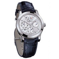 Jaeger LeCoultre Eight Days Perpetual Antoine LeCoultre Watch 161642A